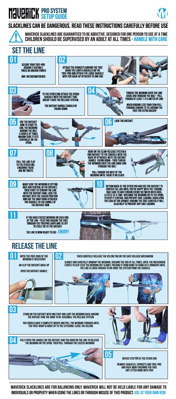 Maverick PRO-SYSTEM setup guide