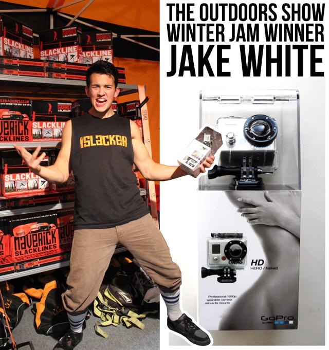 Jake White WIN
