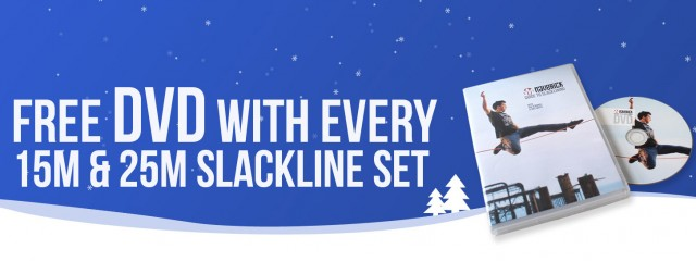 SLACKLINE DVD OFFER